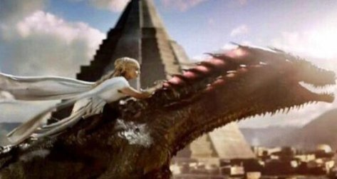 dany+dragon