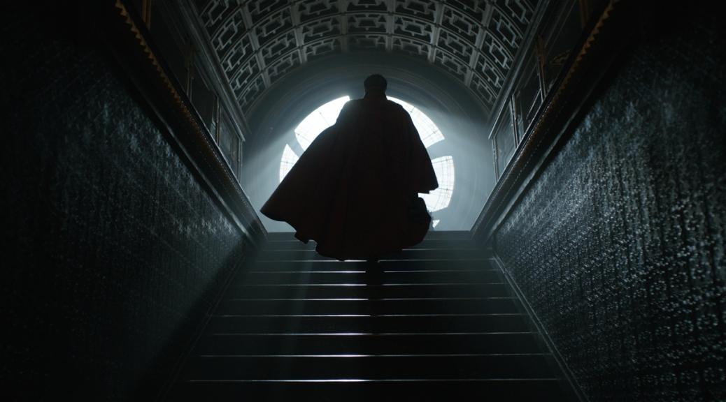 Benedict Cumberbatch, Dr. Strange