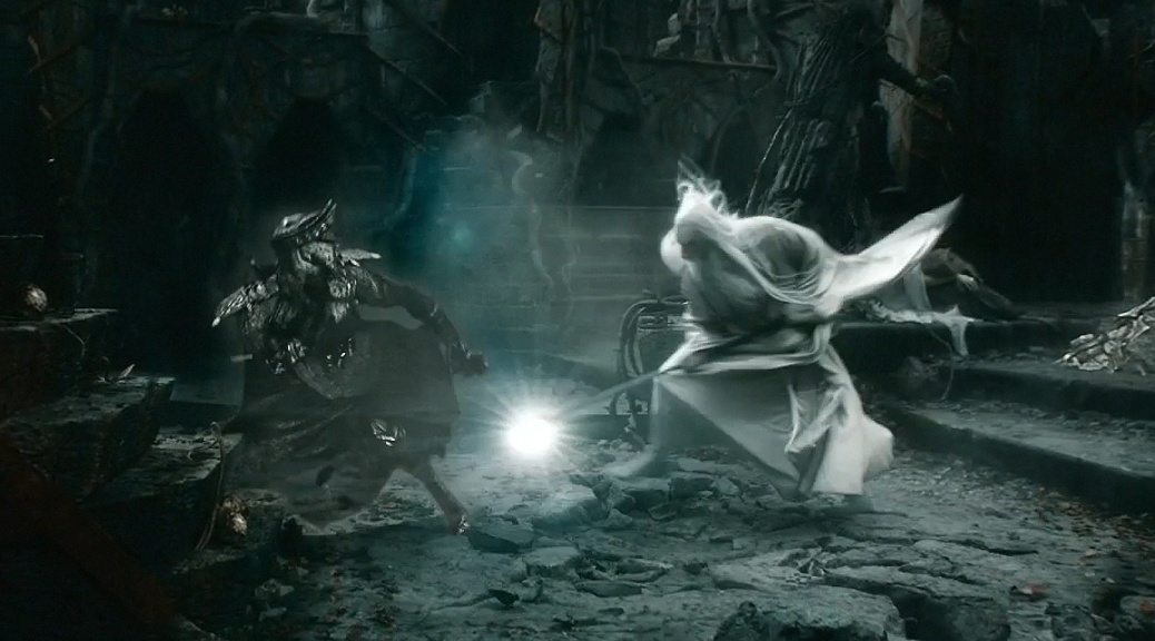 my favorite scene the hobbit the battle of the five