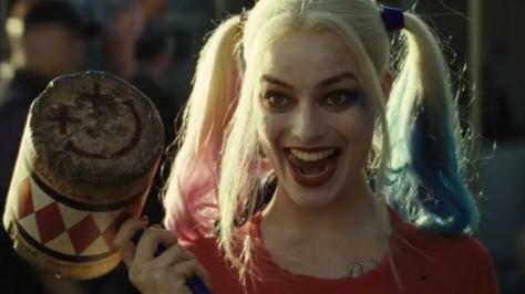 Margot Robbie, Suicide Squad, Harley Quinn