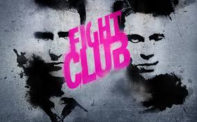 Brad Pitt, Edward Norton, Fight Club
