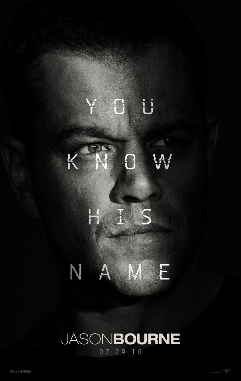 Jason Bourne, Matt Damon, Bourne 5