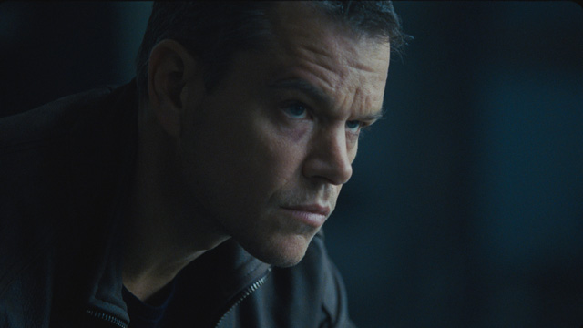 Jason Bourne, Matt Damon