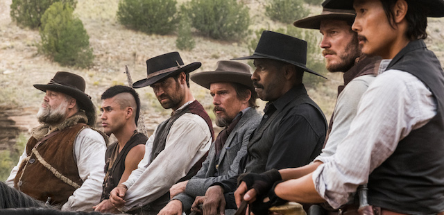 In Theaters This Week (9/23/2016) – The Magnificent Seven, Storks, The Dressmaker