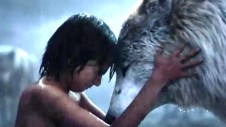Neel Sethi, Lupita Nyong'o, Disney's The Jungle Book