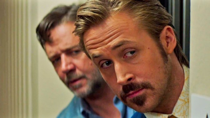Trailer Time: The Nice Guys (2016) Trailer #2 *Ryan Gosling, Russell Crowe & Shane Black*