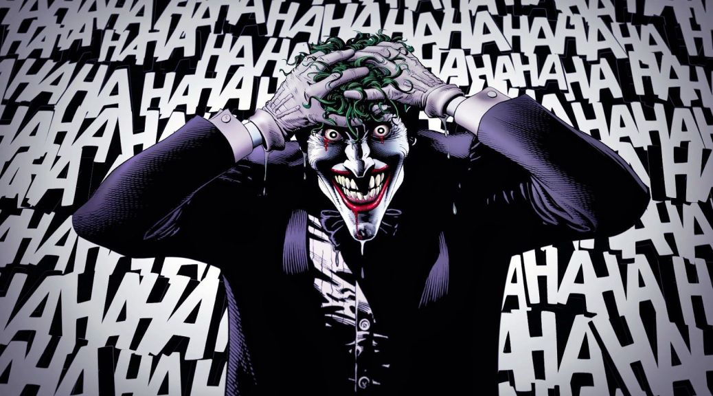 The Joker, Batman: The Killing Joke