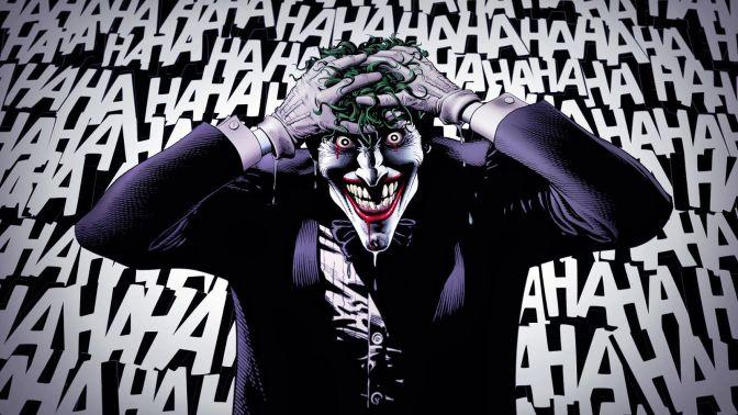 Trailer Time: Batman The Killing Joke (2016) *Perhaps the Best Batman Story Gets the Animated Treatment*