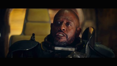 Forrest Whitaker, Rogue One: A Star Wars Story