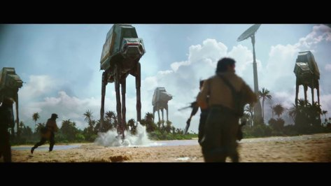 AT-AT, Rogue One: A Star Wars Story