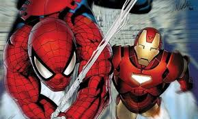 Spider-Man, Iron Man