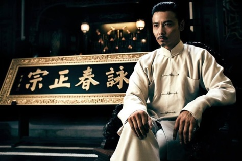 Jin Zhang, Ip Man 3
