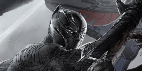 Black Panther, T'Challa, Captain America: Civil War, Chadwick Boseman