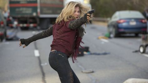 The 5th Wave, Chloe Grace Moretz