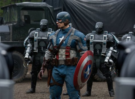 Chris Evans, Captain America, Steve Rogers, Sebastian Stan, Bucky Barnes, Captain America: The First Avenger