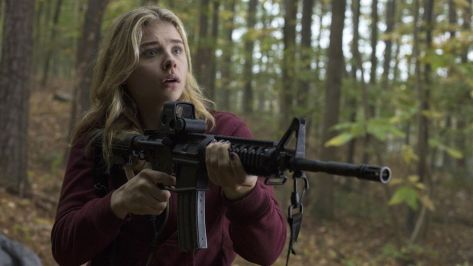 Chloe Moretz Grace, The 5th Wave