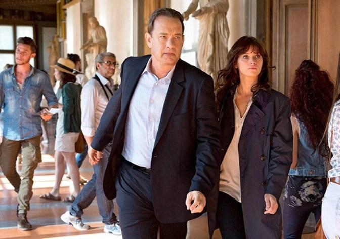 Tom Hanks, Felicity Jones, Inferno