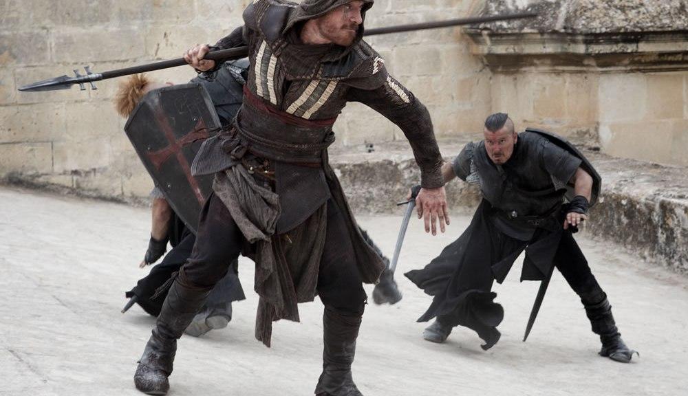 Michael Fassbender, Assassin's Creed