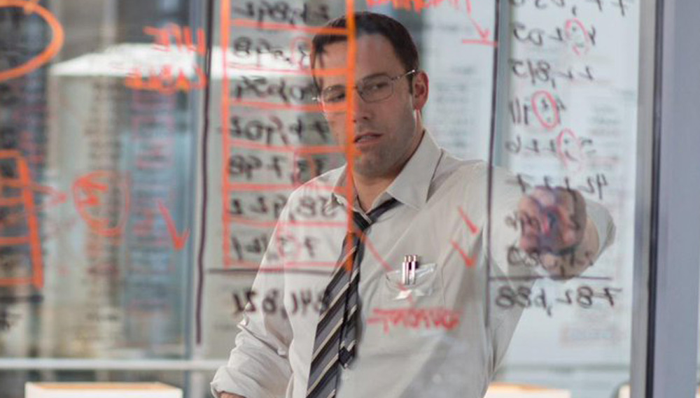 Ben Affleck, The Accountant