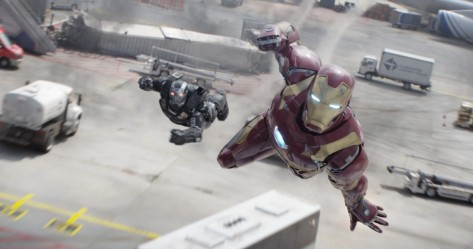 Captain America: Civil War, Iron Man, War Machine, Robert Downey Jr., Don Cheadle