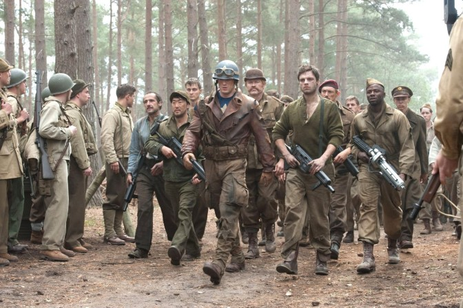 "My Favorite Scene: Captain America – The First Avenger (2011) ""Grenade!"""