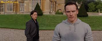 James McAvoy, Charles Xavier, Michael Fassbender, Magneto, X-Men: First Class