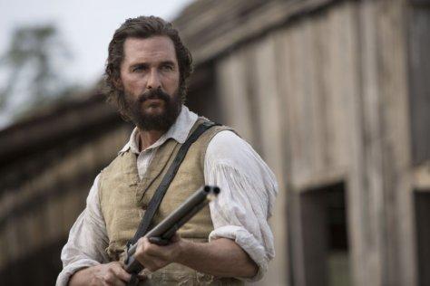 Matthew McConaughey, The Free State of Jones