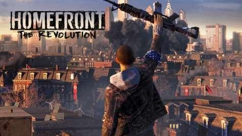 Homefront: New Revolution