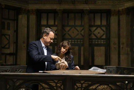 Tom Hanks, Felicity Jones, Inferno