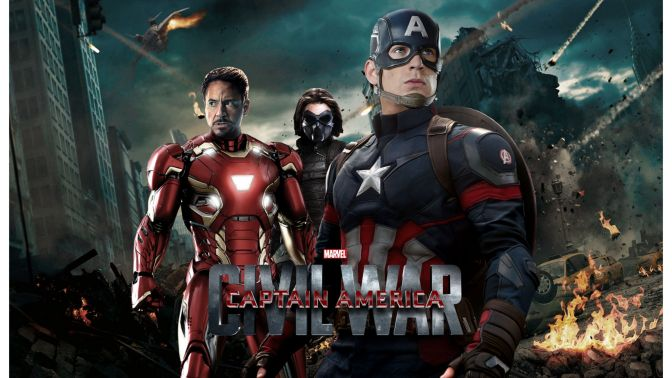 Captain America: Civil War Blu Ray Release Date and Special Features!!!