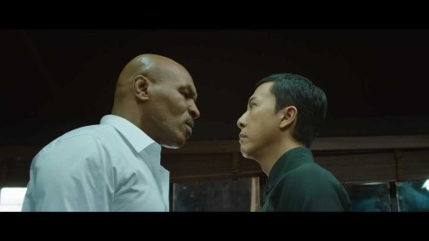 Mike Tyson, Donnie Yen, Ip Man 3