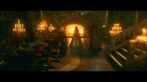 Dan Stevens, Emma Watson, Disney's Beauty and the Beast