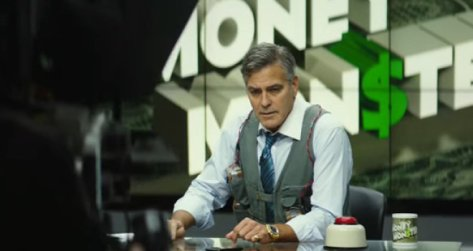 George Clooney, Money Monsters