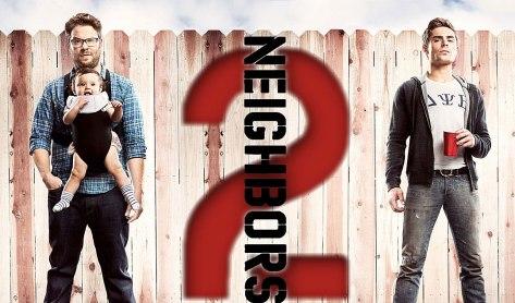 Neighbors 2, Zac Efron, Seth Rogen