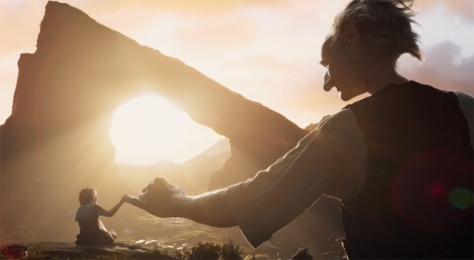 Mark Rylance, The BFG