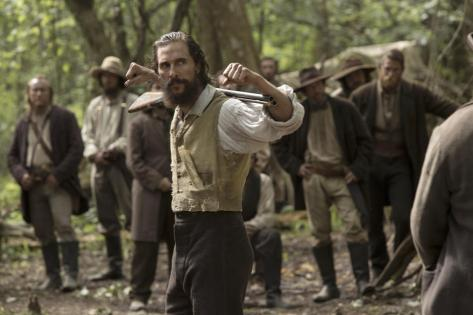 Matthew McConaughey, The Free State of Jones