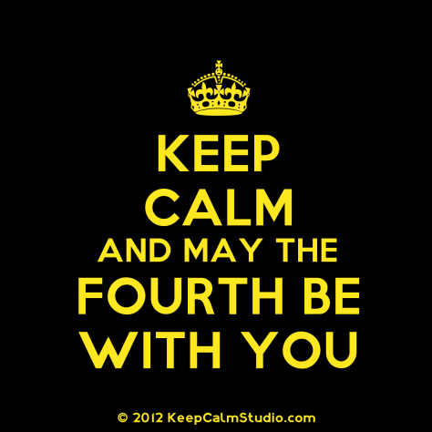 Star Wars, Star Wars Day, May the Fourth Be With You, Keep Calm Posters