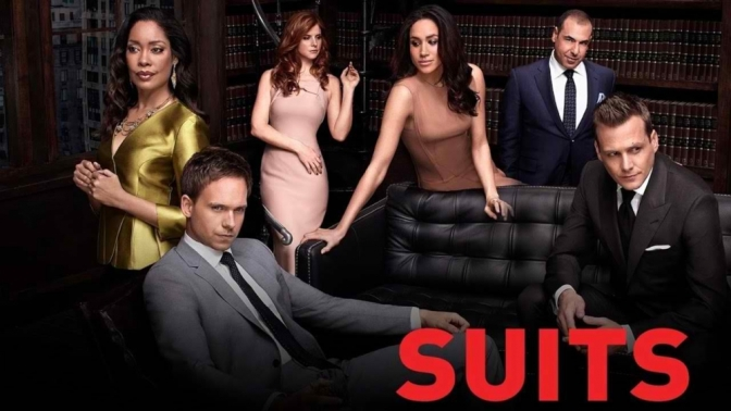 "My Favorite Scene: Suits Season One (USA – 2011) ""Mike Meets Harvey"""
