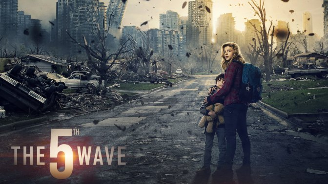 "Movie Review: The 5th Wave (2016) ""Does The Sixth Wave Have the Ending?"""