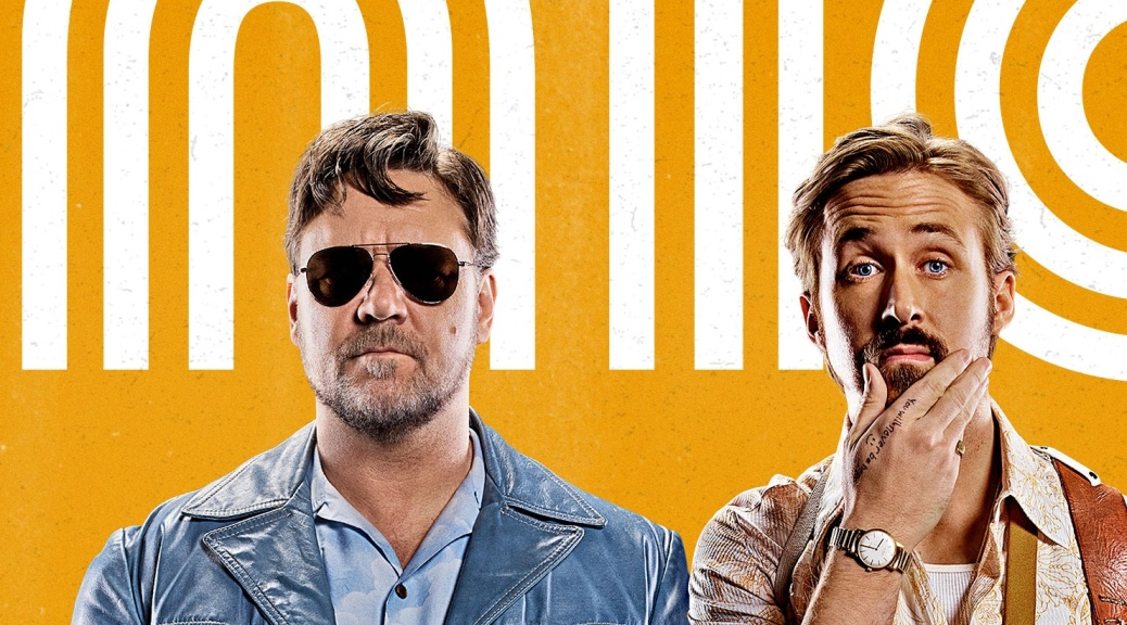 Russell Crowe, Ryan Gosling, The Nice Guys