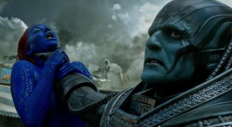 Jennifer Lawrence, Oscar Isaac, X-Men Apocalypse, Mystique, Apocalypse