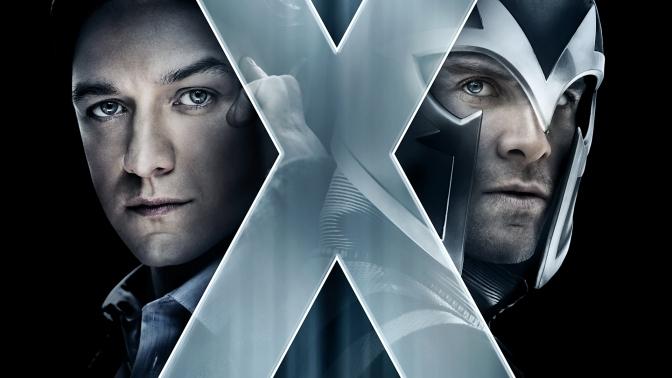 Professor X, James McAvoy, Magneto, Michael Fassbender, X-Men: First Class