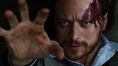 James McAvoy, Professor Xavier, X-Men: Apocalypse