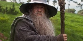 Gandalf, Ian McKellan, The Lord of the Rings, The Hobbit
