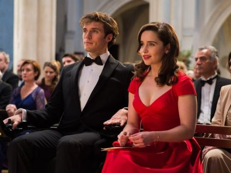 Emilia Clarke, Me Before You