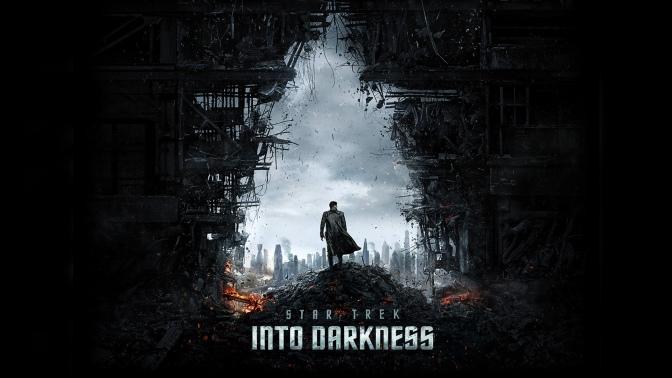 """My Favorite Scene: Star Trek Into Darkness (2013) """"Breaking the Prime Directive"""""""
