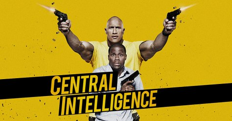 Dwayne Johnson, Kevin Hart, Central Intelligence