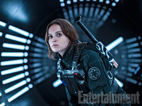 Rogue One: A Star Wars Story, Jyn Erso, Felicity Jones