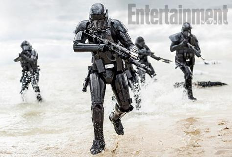 Shadow Troopers, Rogue One: A Star Wars Story