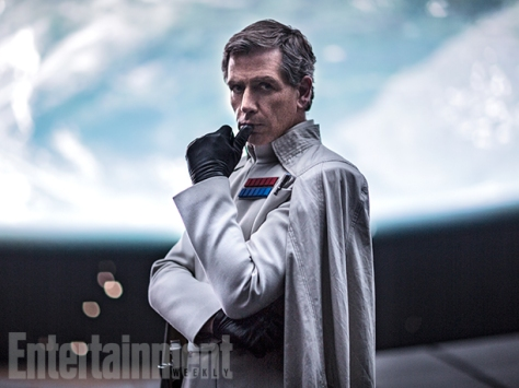 Director Osmund Krennic, Ben Mendelsohn, Rogue One: A Star Wars Story
